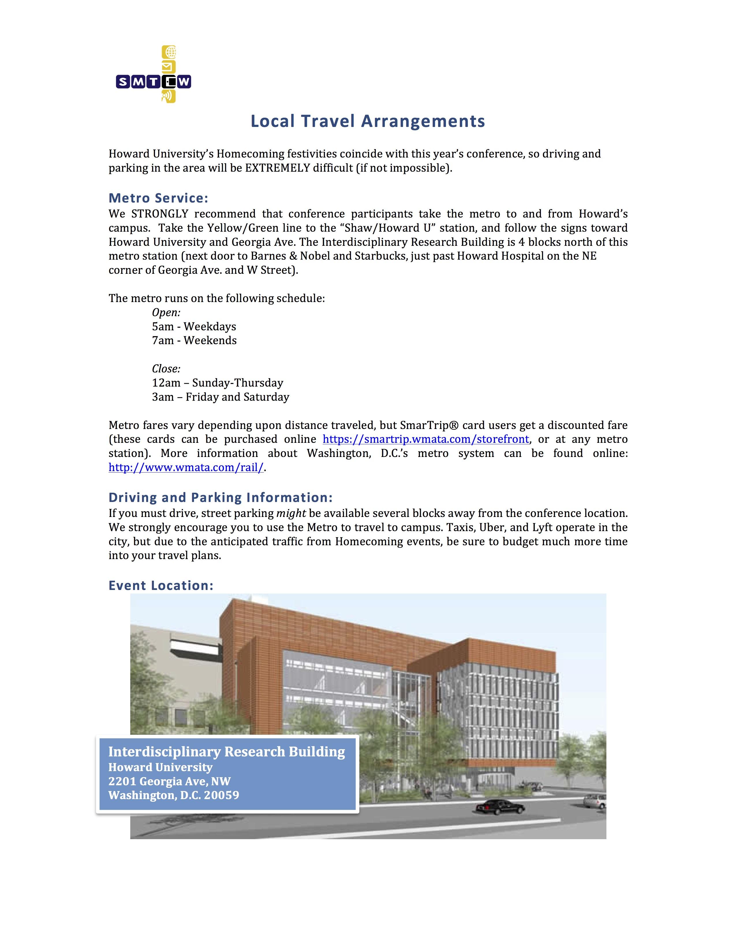 SMTC Travel