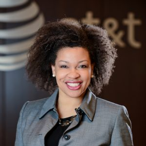 L. Michelle Smith, Director, Public Relations, Global Marketing Organization, AT&T
