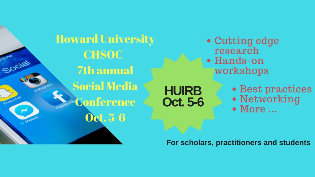 Register for Social Media Conference