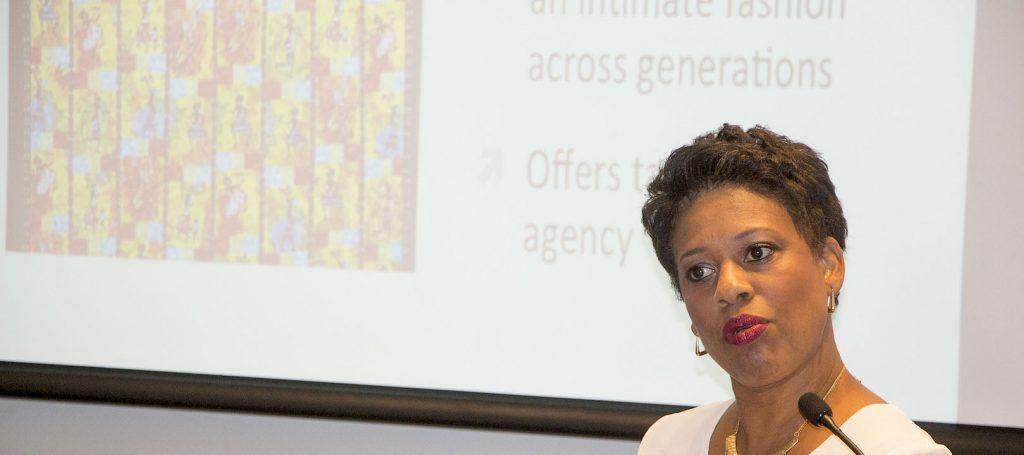 Michelle Ferrier talks personal safety online